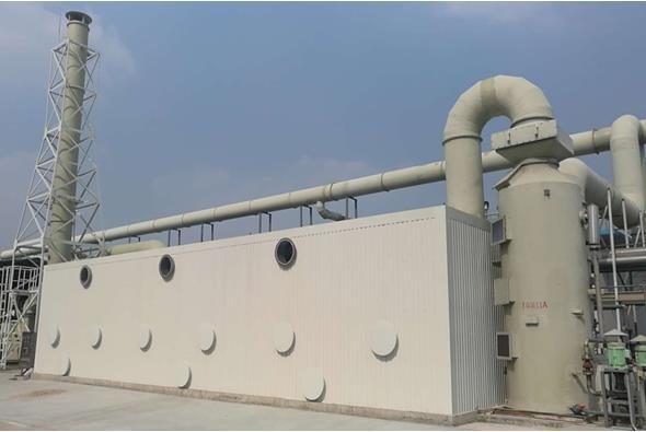 废气处理-生物除臭技术
