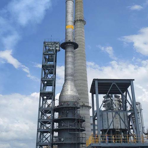 烟气脱硫-EDV湿法洗涤技术
