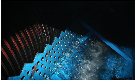污泥干化-稀土超磁分离技术